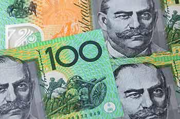 Pound to Australian Dollar exchange rate graph
