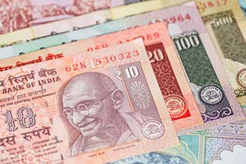 Indian Ru Exchange Rate Forecast