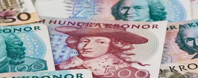 Swedish Krona Exchange Rate