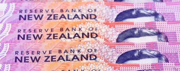 New Zealand Dollars 1