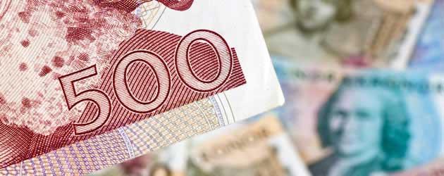 Pound Swedish Krona Gbp Sek Exchange Rate Sinks As