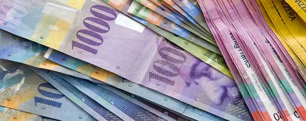 Swiss Franc To Pound Chfgbp Exchange Rate Trends High Swiss