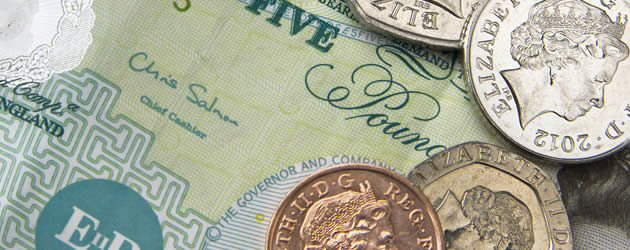 Pound Sterling Exchange Rates 2