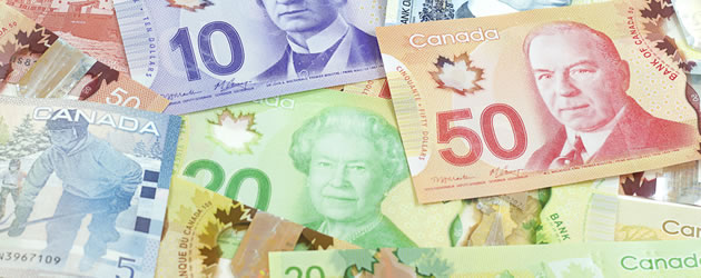 Canadian Dollar Exchange Rate Forecast