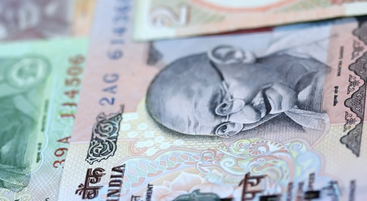 Us Dollar To Indian Ru Usd Inr Exchange Rate Dives On Oil Slump