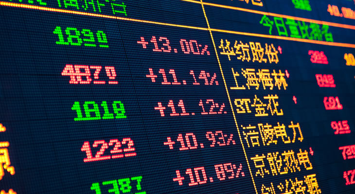Asian Shares Fly High on Thursday