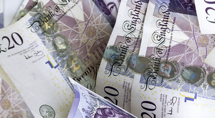 Pound Sterling Us Dollar Gbp Usd Exchange Rate Benefits As Uk Public Finances Strengthen