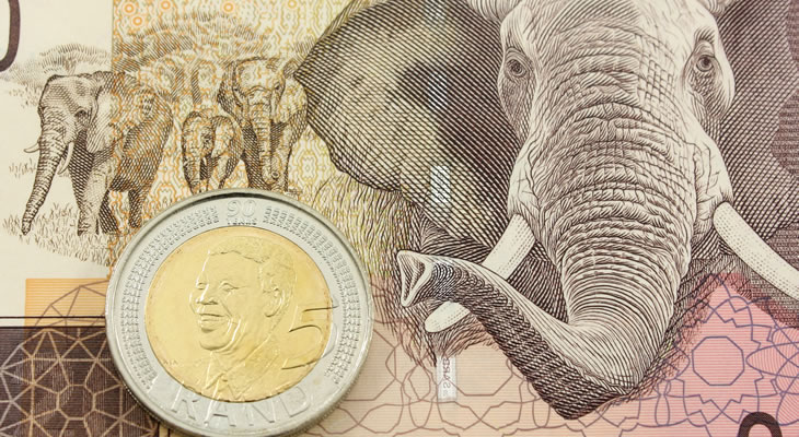 South African Rand Currency Forecast GBP ZAR